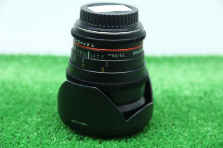 Samyang 24mm T1.5 ED AS