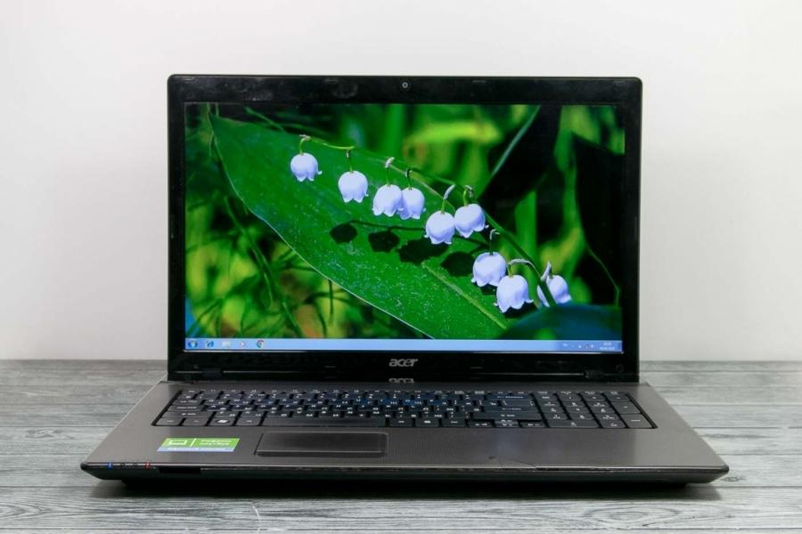 Acer Aspire 7750-P7YEO