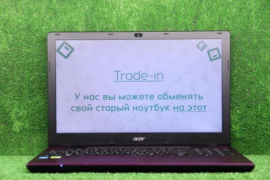 Acer Aspire E5-571G-36L6