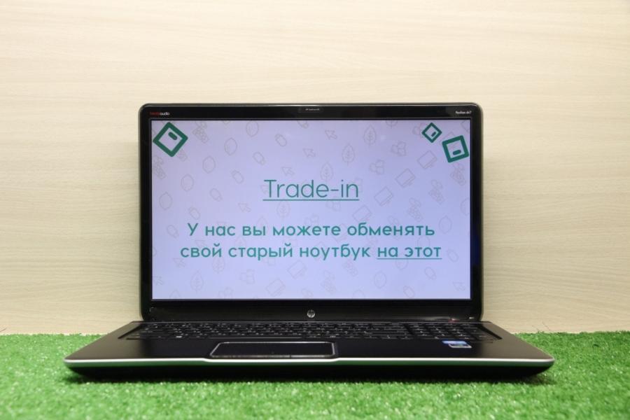 HP dv7-7001er