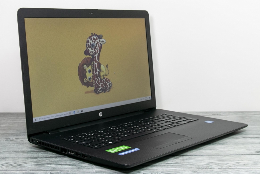 HP 17-DS006UR