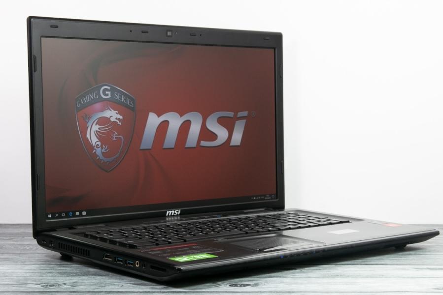 MSI Gaming GP70 2PE LEOPARD