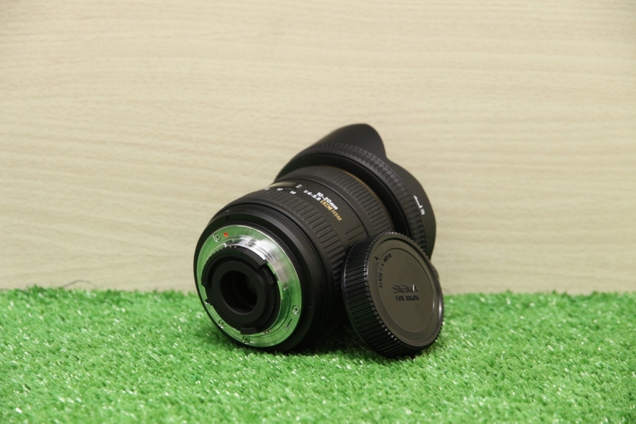 Sigma AF 10-20mm f/4-5.6 EX