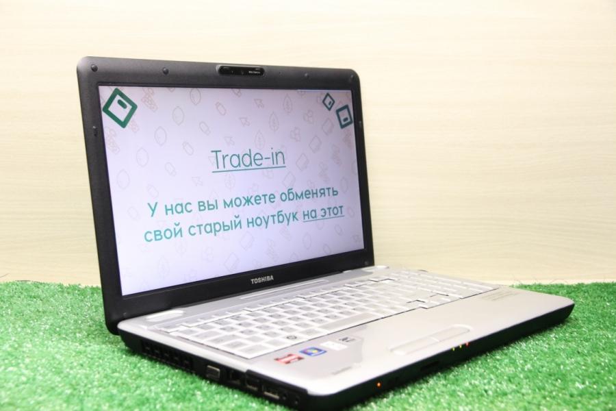 Toshiba Satellite L500D-16Q