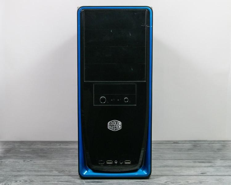 Игровой пк на Core i3/Radeon/6Gb/SSD