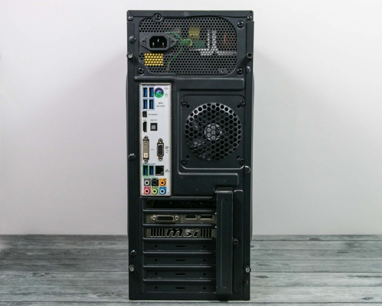 Игровой пк на Core i5/GTX/16Gb/1000Gb