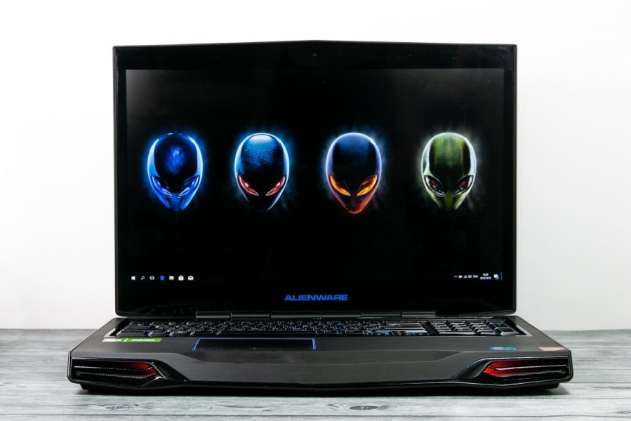 Alienware M17xR4