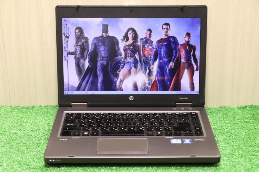HP ProBook 6460d