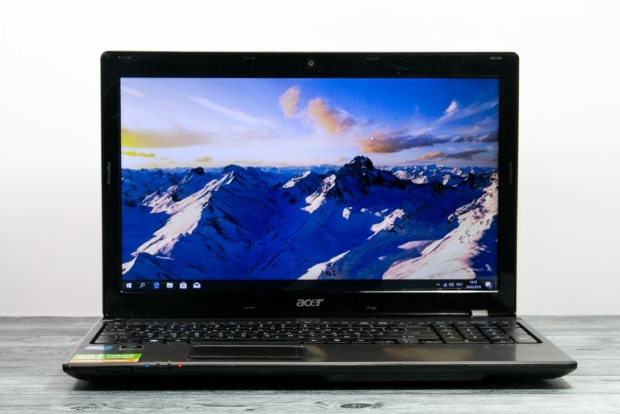 Acer ASPIRE 5750G-2414G50MNKK