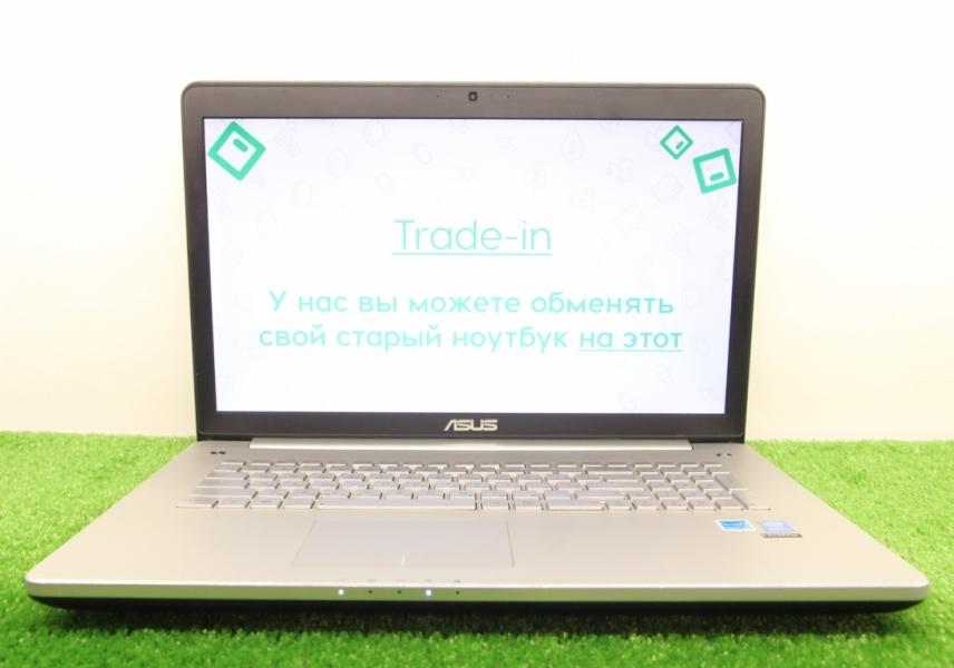 Asus N750J