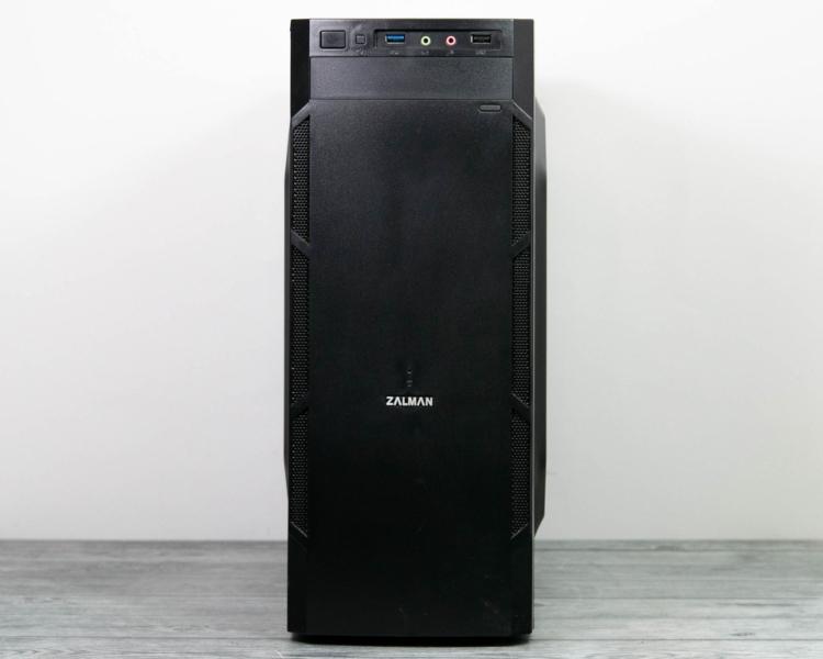 Игровой пк на Core i3/GTX/8Gb/500Gb