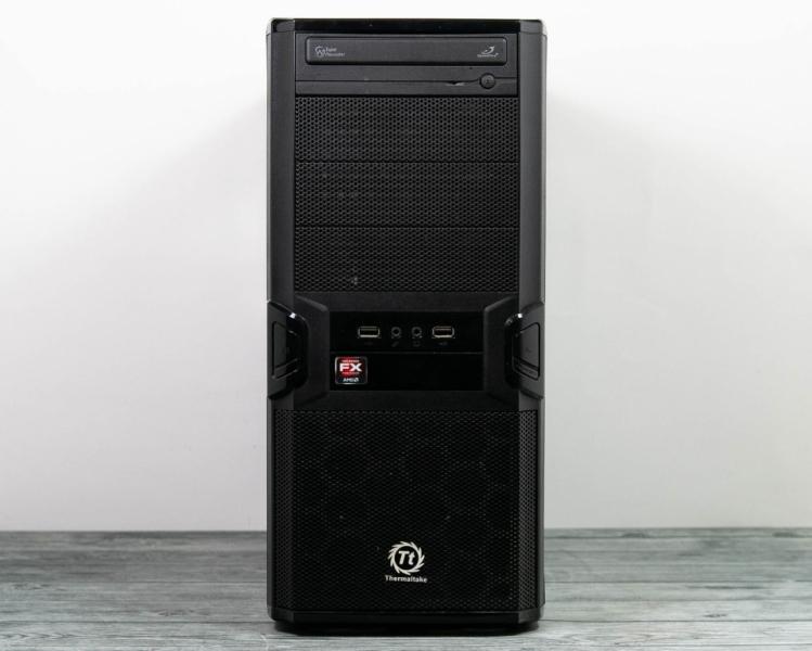 Игровой пк на FX/Radeon/8Gb/500Gb