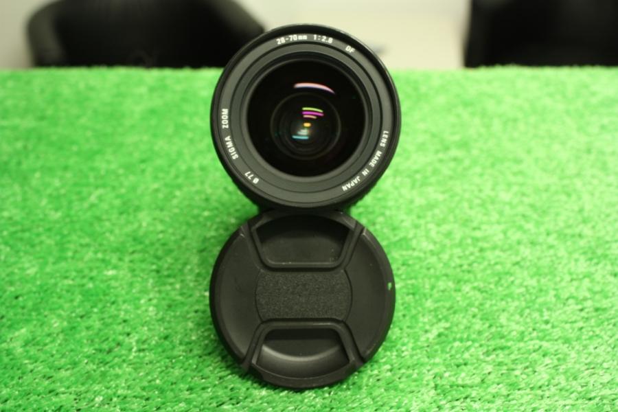 Sigma AF 28-70mm f/2.8 EX
