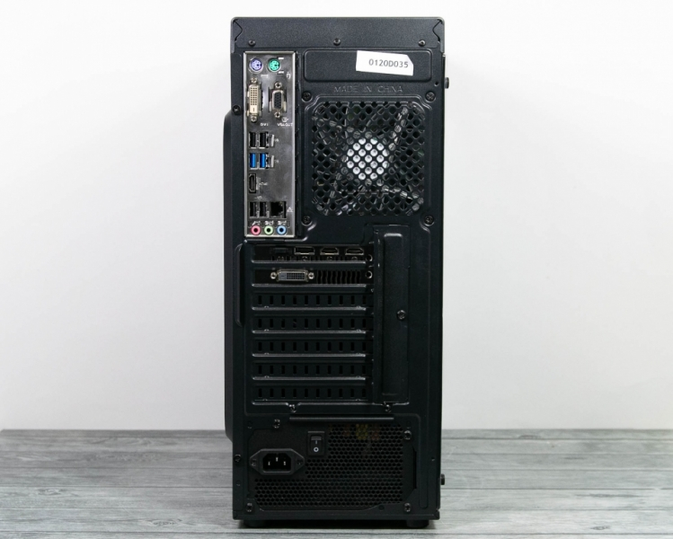 Игровой пк на Core i3/GTX/16Gb/1000Gb