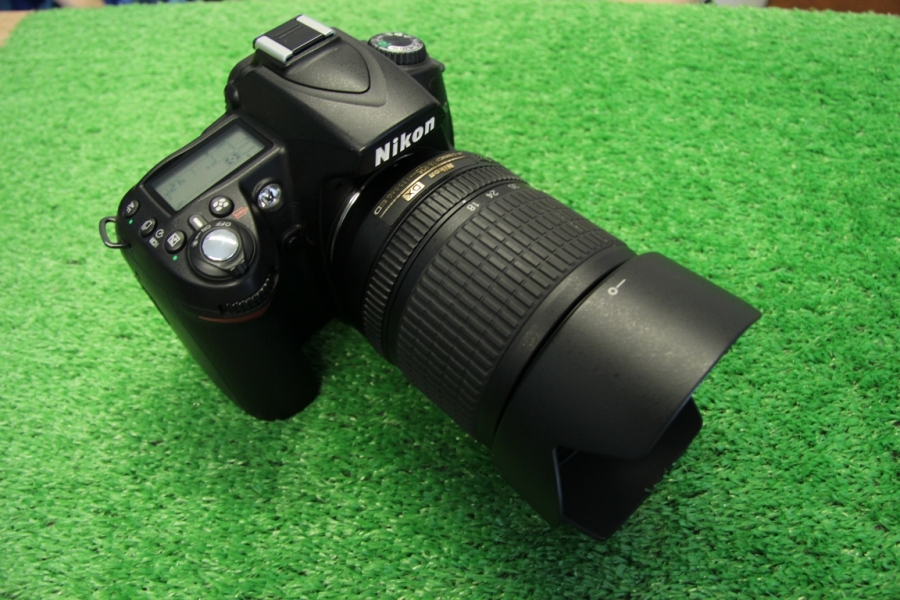 Nikon D90 Kit 18-105mm VR