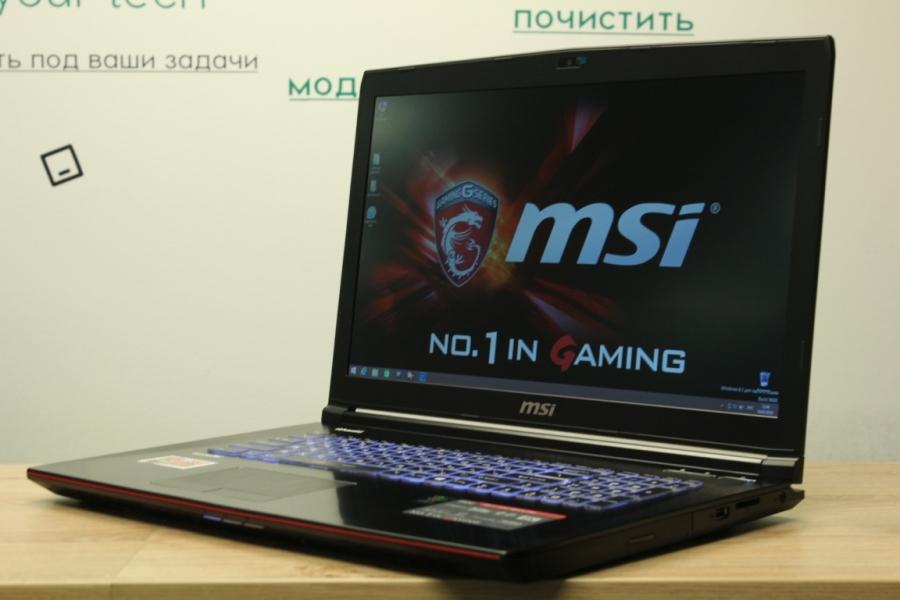 MSI Apache Pro
