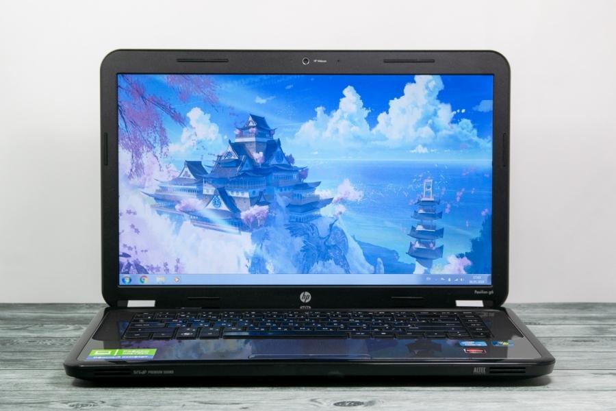 HP PAVILION G6-1162ER