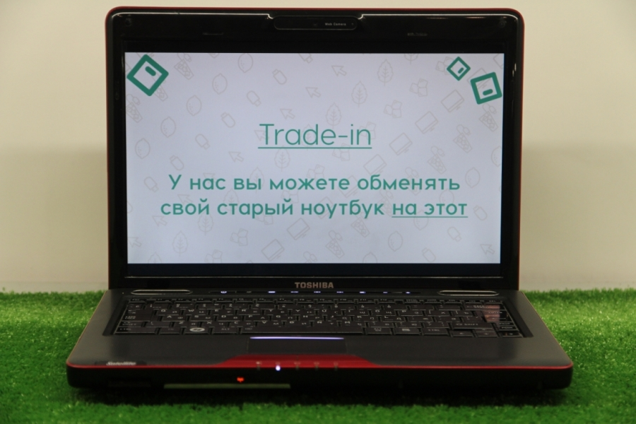 Toshiba SATELLITE U500-1F4