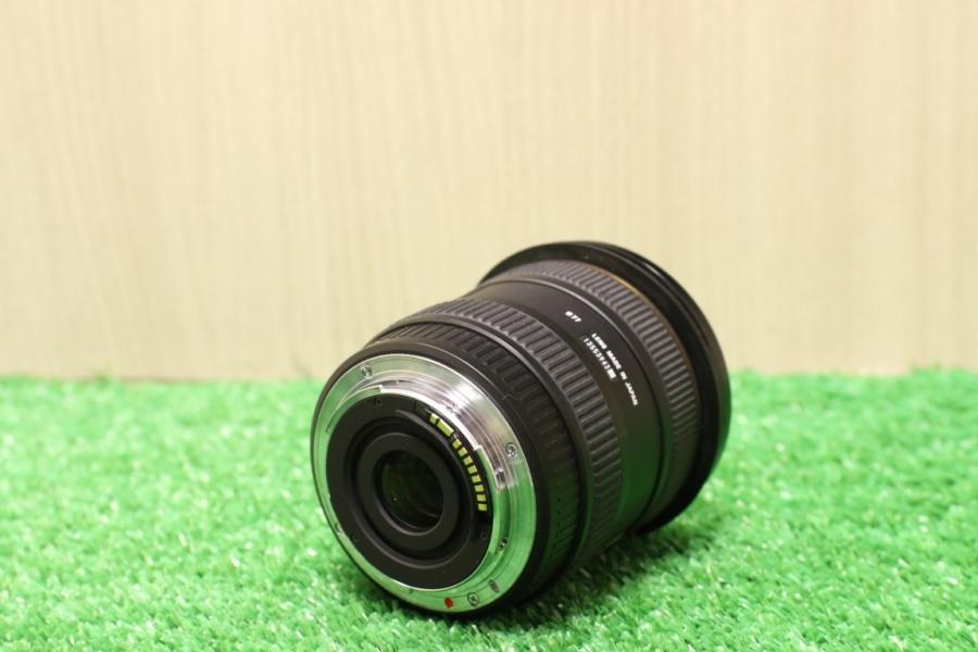 Sigma 10-20mm f/4-5.6 Canon