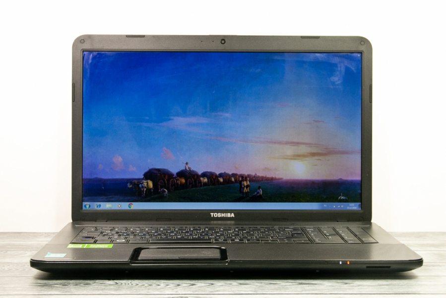 Toshiba Satellite C870