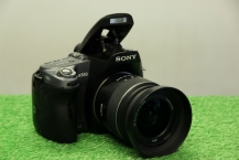 Sony Alpha 550 kit 18-55