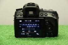 Sony Alpha 550 kit 18-55