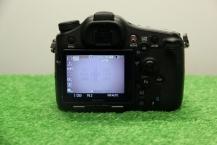 Sony Alpha 77 + Sigma 18-200