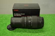 Sigma AF 70-300mm f/4-5.6