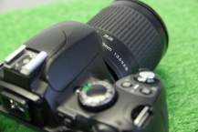 Nikon D40 + Nikkor 28 -100mm