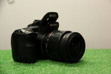 Sony dslr-A200 + 28-80mm