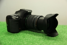 Pentax K20D + 16-45mm