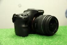 Sony A65 + SAL1855