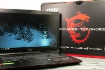 MSI Gaming GP72 6QF Leopard Pro