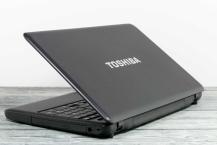 Toshiba SATELLITE C660
