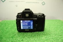 Nikon D80 Kit 55-200mm
