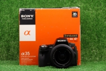 Sony Alpha SLT-A35 Kit