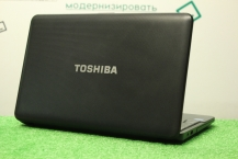 Toshiba Satellite C850