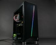 Игровой Пк на Core i5-4670/8Gb/HDD