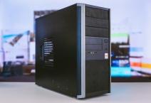 Компьютер на FX/8Gb/HDD 1000Gb