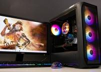 Игровой ПК на Core i3/8Gb/GTX/1070