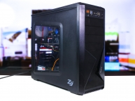 Игровой ПК на Core i3/8Gb/GTX/1050 Ti